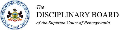 The Disciplinary Board of the Supreme Court of Pennsylvania